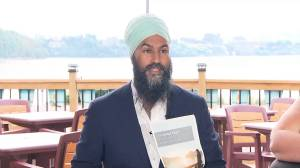 Federal Election 2019: Singh says NDP will work with provinces, cities to find solution for disaster-impacted residents