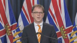 Concerns about non-vaccinated visitors coming to B.C. (01:06)