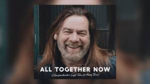 Alan Doyle discusses his new book 'All Together Now, A Newfoundlander's Light Tales for Heavy Times' (06:21)