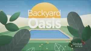 Backyard Oasis: Aurora estate replicates the best of travelling (02:03)