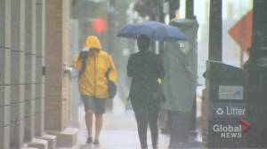 Toronto hit by severe thunderstorm amid ongoing heat warning