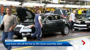 GM prepares to shutter Oshawa plant after more than 100 years in the 'Motor City'