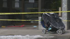 Toronto police say caregiver's heroic actions likely saved the lives of 2 young kids (02:22)