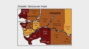 COVID-19 cases spike in Vancouver Coastal Health region (02:13)