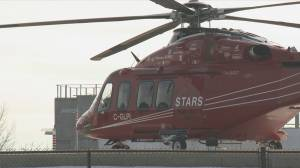 Learn more about the 2021 STARS air ambulance lottery (03:31)