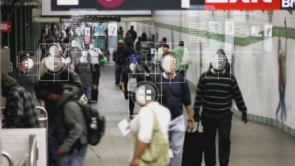 Click to play video 'RCMP admit to using facial recognition technology'