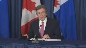 Coronavirus: Toronto to open 10th mass immunization site in East York (00:49)