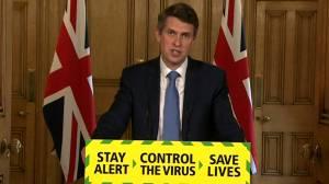 Coronavirus outbreak: U.K. education minister details plans for phased reopening of schools