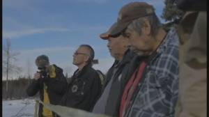 Police arrest northern pipeline protestors