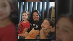 B.C. family with two loved ones in COVID-19 ICU shares vaccination message (02:15)