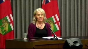 COVID-19: ICU beds in Winnipeg filling up (01:58)