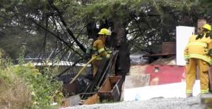 Unattended fire spreads in backyard of Cavan Monaghan residence