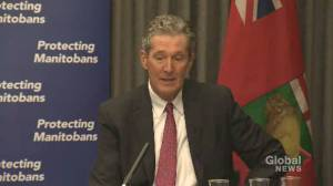Coronavirus: Manitoba extends bridge grant to home-based businesses (00:41)