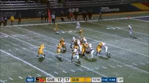 Queen's Gaels Football Head coach Steve Snyder visits Global News Morning