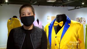 Designer Echo Chen unveils new collections inspired by Chinese heritage (02:10)