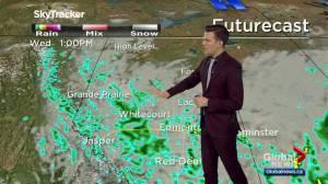 Edmonton weather forecast: Tuesday, June 16, 2020