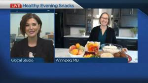 Healthy evening snacks (05:35)