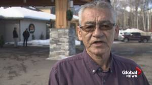 'We're waiting for the sun to come out': Wet'suwet'en hereditary chief on day 3 of talks