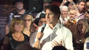 Federal Election 2019: Trudeau says progressive opposition was 'unable to stop' Harper cuts