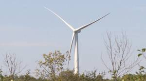 Prince Edward County wind turbines coming down