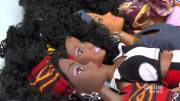 Play video: Quebec childhood friends tackle lack of diversity among toys