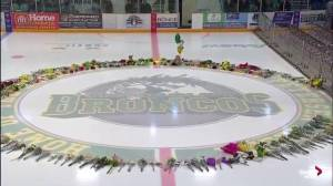 Former Humboldt Broncos player Tyler Smith opens up about emotional injuries suffered in bus crash