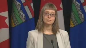 Coronavirus outbreak: Alberta Health on COVID-19 stockpiling, panic
