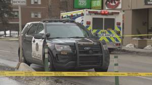 ASIRT investigating officer-involved shooting in Calgary (02:05)