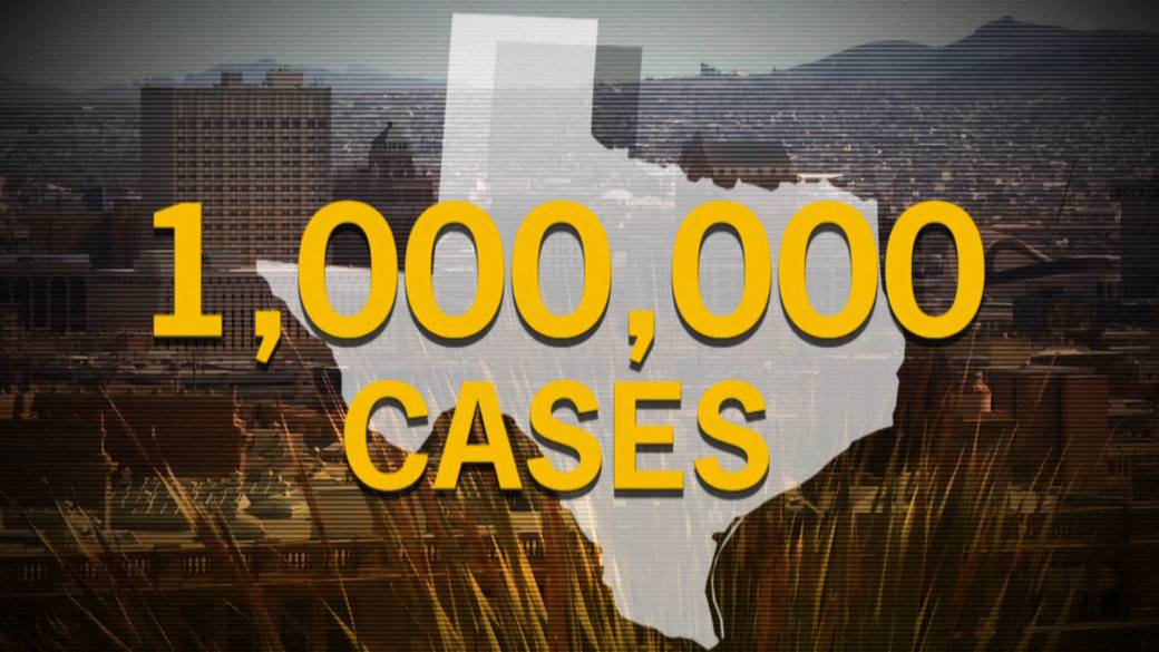 Click to play video 'Coronavirus: Texas becomes 1st state to top over 1 million cases, U.S. sees hospitalizations skyrocket'
