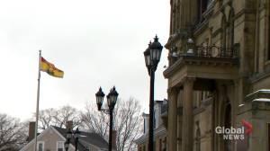 N.B. legislative assembly hybrid setting debate pushed to next month (01:59)