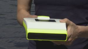 New high-tech device designed to help rescuers find drowning victims faster