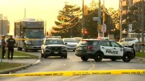 12-year-old boy critically injured in North York shooting (02:23)