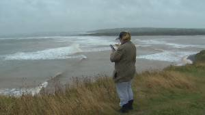 HRM Emergency Officials Urge Residents to Heed Storm Surge Warnings (05:50)