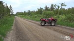 Warsaw, Ont., man charged with impaired driving following ATV crash: OPP (00:15)