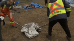 Deadline for clearing Vancouver's Oppenheimer Park passes