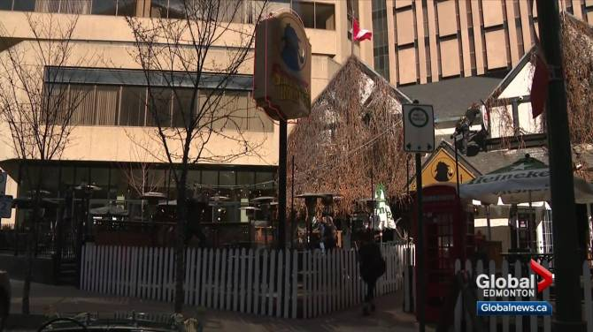 Click to play video: 'It's clear as mud': Edmonton restaurateurs uncertain about Alberta COVID-19 rule enforcement