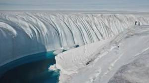 Study: Greenland has lost 3.8 million tonnes of ice since 1992