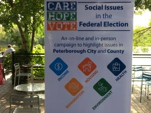 Community organizations launch 'Care Hope Vote' campaign