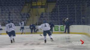 Canucks new and old come together for training camp