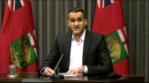 Coronavirus: Manitoba reports 6 new COVID-19 deaths on Wednesday (01:53)
