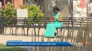 Play video: Coronavirus: Waiting months for refunds from cancelled Ontario class trips
