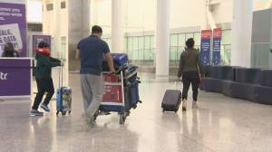 Coronavirus: People flying into Canada will soon be facing tough new measures (02:01)