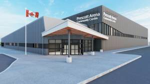 Pandemic playing a factor in higher contractor bids on Prescott's new arena (01:48)