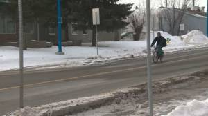 Paths for People wants passing rules to protect Edmonton cyclists