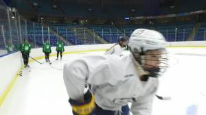 Huskies women's hockey team enters season full of youth and excitement