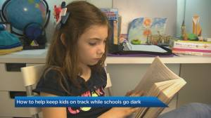 How to keep kids on track during school closures