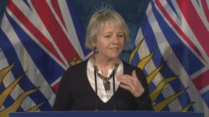 'There is no safe gathering': B.C. officials concerned post-holiday spike in COVID-19 cases (02:14)
