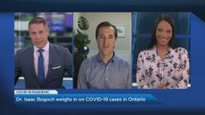 Should Ontario be easing restrictions amid a third wave? Doctor weighs in (06:02)