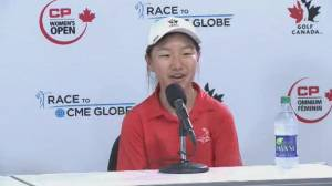 Canadian preteen makes golfing history