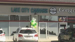 High cannabis sales during the pandemic allows Calgary business to expand (01:44)